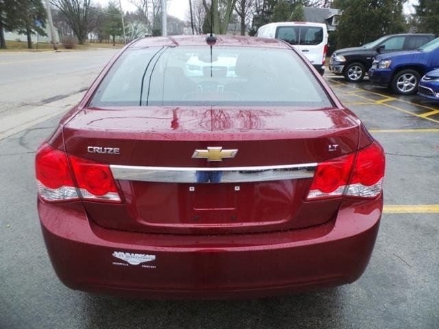 internet sedan the at detail cruze chevrolet automatic used